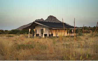 tent external