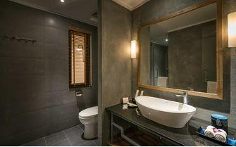 Bathroom of a suite