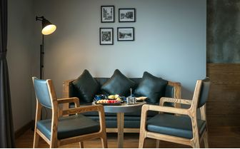 La Siesta Trendy Suite lounge