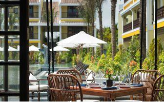 La Siesta pool restaurant