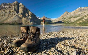 Bow Lake Canada
