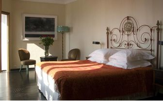 Double room at Nord-Pinus