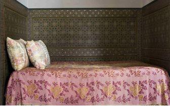 Single bed at Nord-Pinus