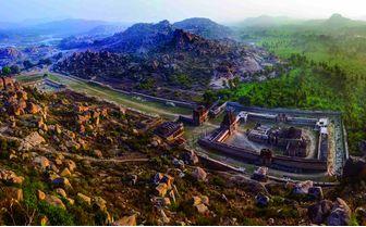 Vijayanagar site