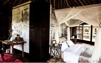 Segera Villa bedroom