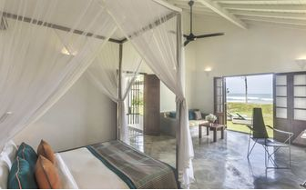 Hawksbill room with beach view