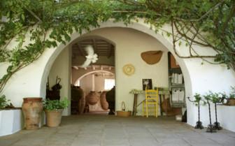 Exterior at Trasierra hotel