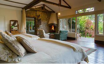 bedroom cottage Shamba