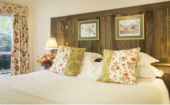 Deutsche House bedroom