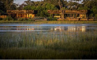 Vumbura Plains north camp