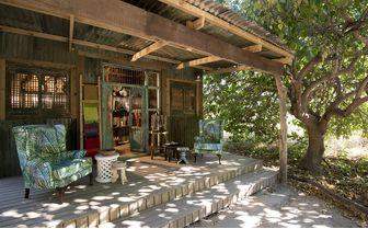 Linyanti Bush Camp exterior