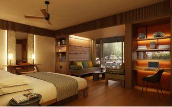 Canopy deluxe suite