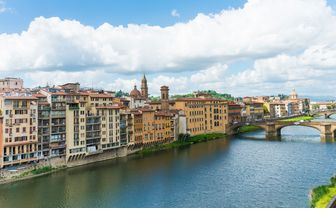 View over River Arno