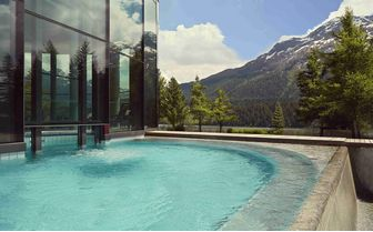 Luxury Outdoor Pool Switzerland