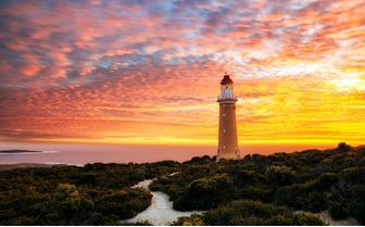 Lighthouse in Kangaroo Island