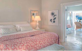 Ocean Front Suite bedroom