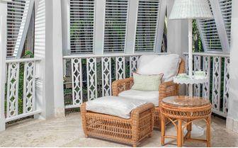 Ocean View Suite balcony