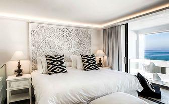 Luxury hotel room Greece