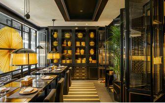 Pot yellow restaurant