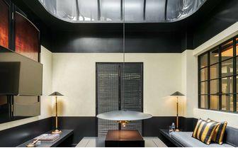 Skylight suite living room