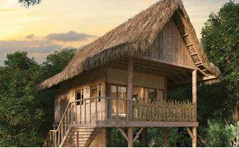 Treetop Villa exterior