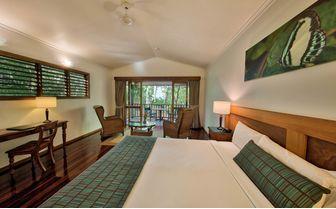 Eucalypt bedroom
