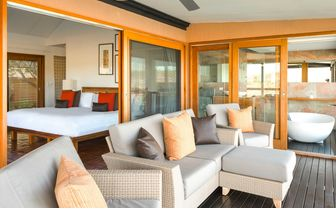 Chamberlain Suite terrace