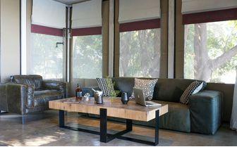 Luxury Suite seating area