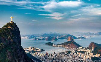 Rio de Janiero view