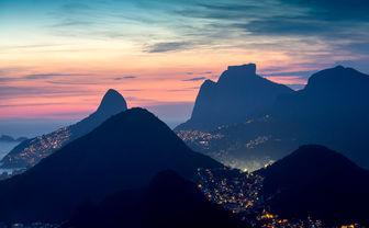 Corcovado mountains