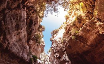 Avakas gorge, Paphos district