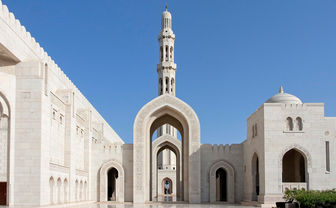 Grand Mosque, Muscat, Oman