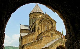 Svetiskhoveli church and castle complex
