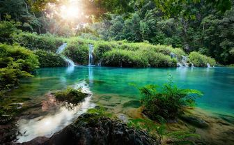 Cascades national park