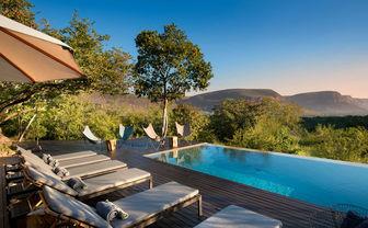 Mountain Lodge pool