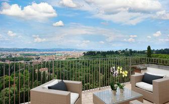 The Ojetti Suite at Il Saviatino