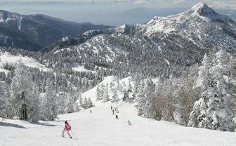 Nagano skiing