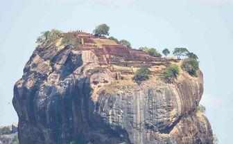 Sigiria rock