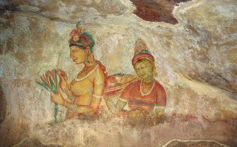 Sri Lankan artwork