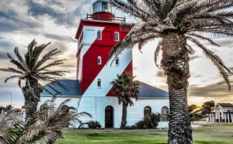 Lighthouse in Cape Town