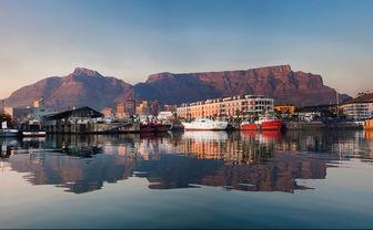 Table Mountain seaview