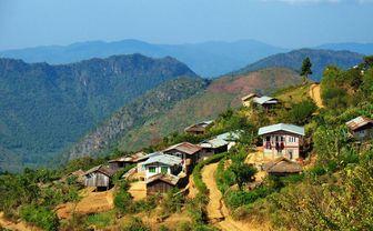 Hilltop Kalaw village