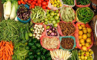 Market in Burma