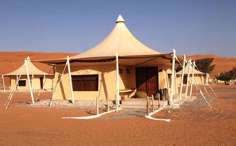 Desert Nights Camp, Oman
