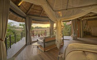 Luxury suite full interiors