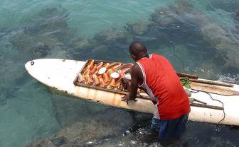 Fisherman in Jamaica