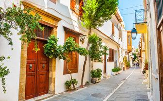 Street in Rethymno