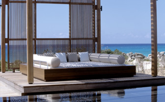 Picture of Day Bed at Amanyara