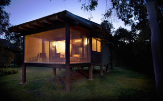 Safari Bungalow in Northern Territory of Australia