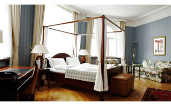 Double Room at Elite Plaza, luxury hotel in Sweden
